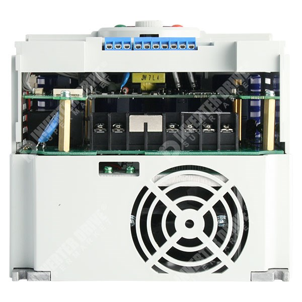 Photo of LS Starvert iC5 2.2kW 230V 1ph to 3ph AC Inverter Drive, C3 EMC